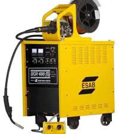 ESAB SCR500 MACHINE SALE OF 50%